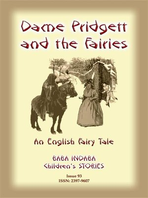 cover image of DAME PRIDGETT AND THE FAIRIES--An English Fairy Tale